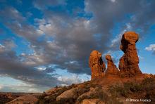 arches NP,arches NP colorado plateau sandstone,arches PreD800 2012