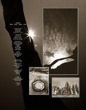 January - Wind Sand Moon Arch