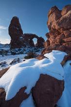 arches NP,arches NP colorado plateau sandstone