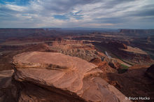 Dead Horse Point,Southeast Utah landscape