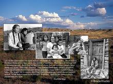 Gesture of Kinship,Navajo