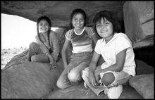 Gesture Singles, Gesture of Kinship, Montezuma Creek, Navajo