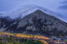 Warner Lake, lasal mountains