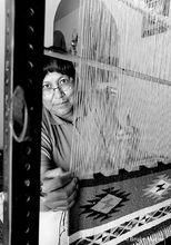 Navajo Weavers & Weaving