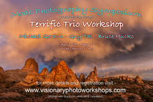 Terrific Trio Workshops