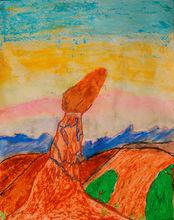 Balanced Rock by Macy, 2nd grade