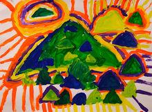 Color, Shape & Lines by Connor, Kdgtn