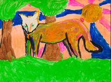 a la' Nieto by Kaleb, 4th grade