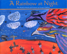 A Rainbow at Night