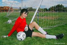 Goth Goalie