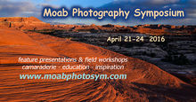 Moab Photo Symposium