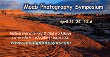 Moab Photo Symposium