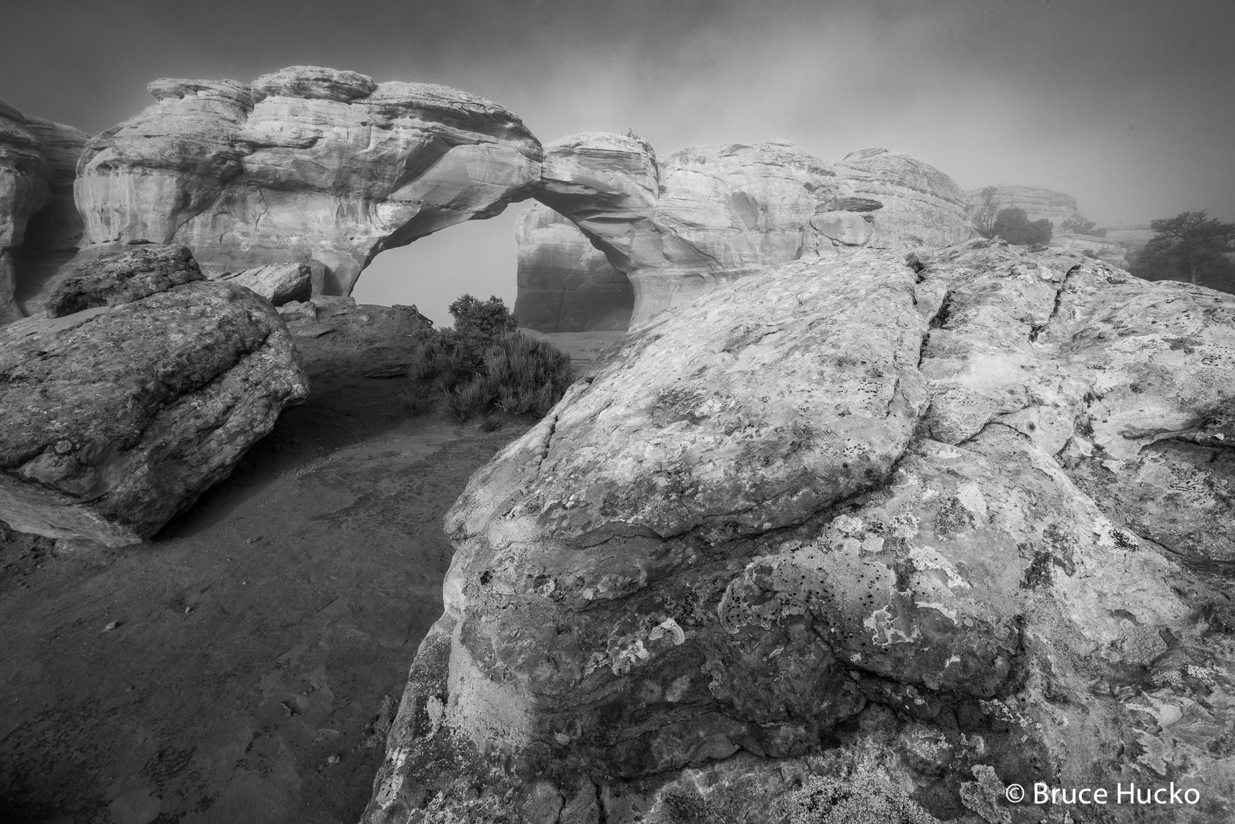 Arches National Park, Broken Arch, arches NP, photo