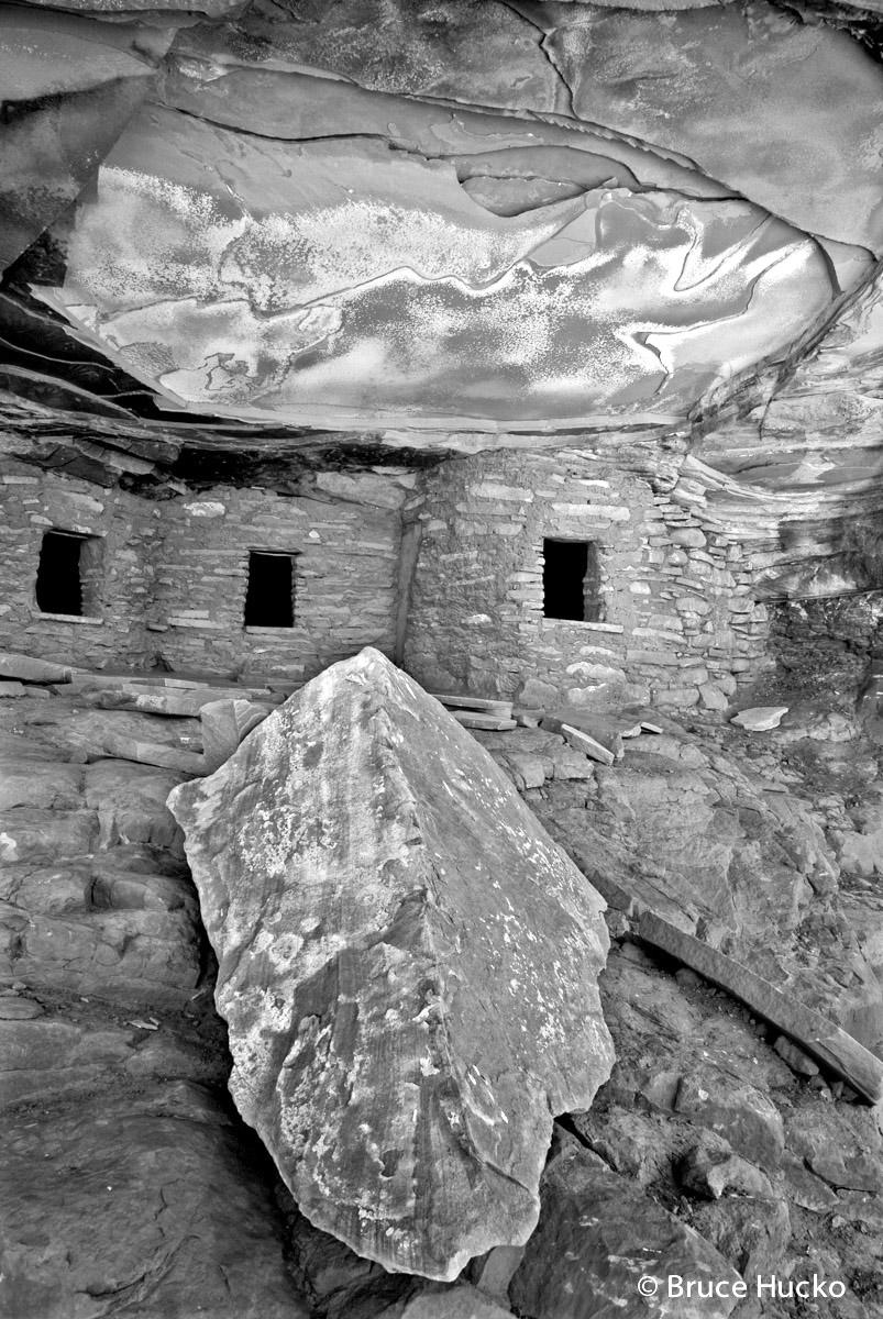 BLM,Cedar Mesa,Fine Art B&W Landscape,Fine Art Landscape,Four Corners,Grand Gulch area,anasazi,ancestral puebloan,rock art,ruins,Fine Art B&W Landscape, photo