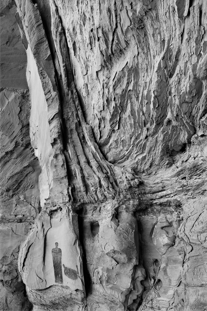 anasazi, canyon lady, photo
