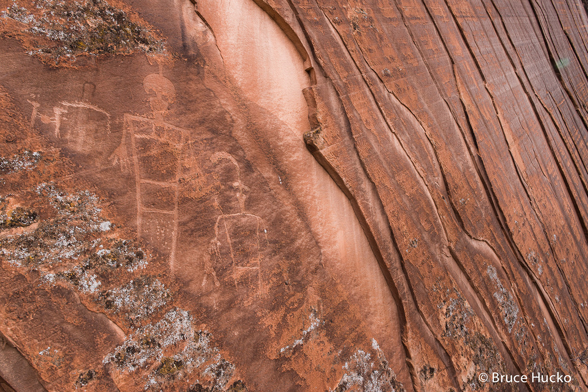 San Juan River,rock art, photo