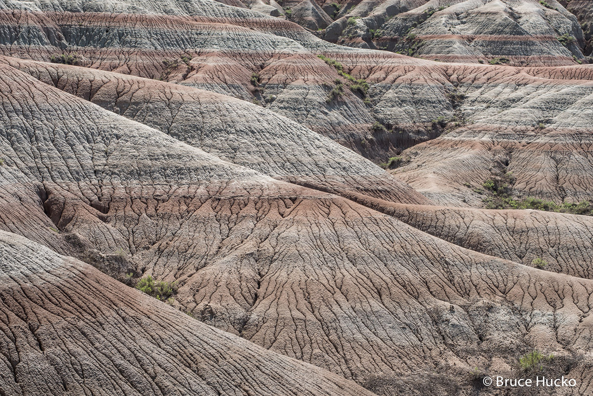 Badlands,Badlands NP, photo