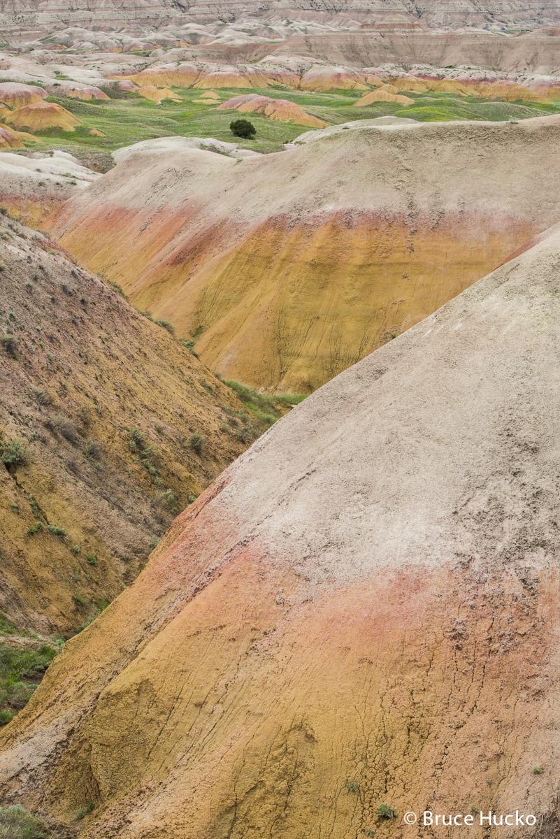 Badlands,Badlands NP, photo