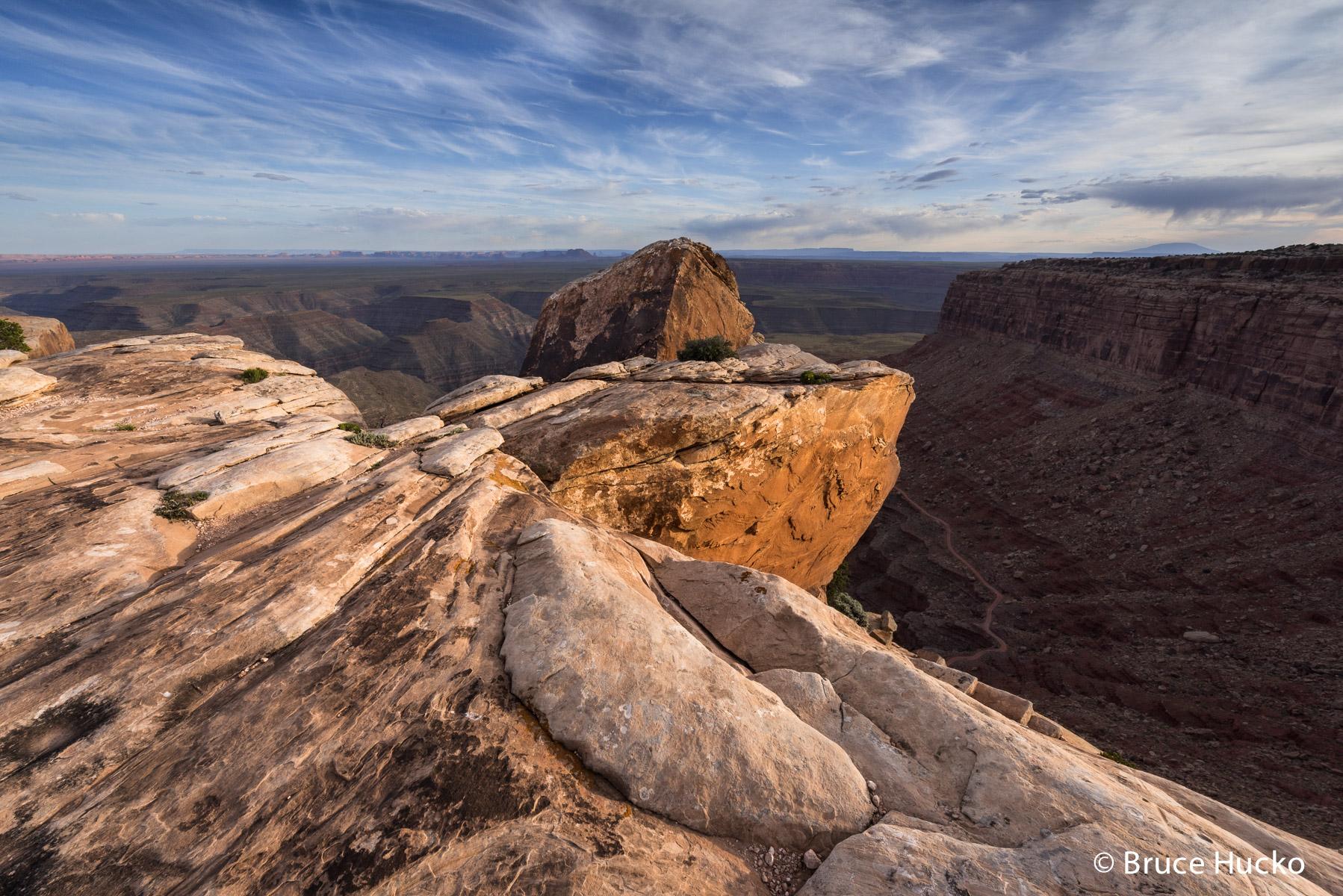 Cedar Mesa, Cedar Mesa landscape, SE Utah, photo