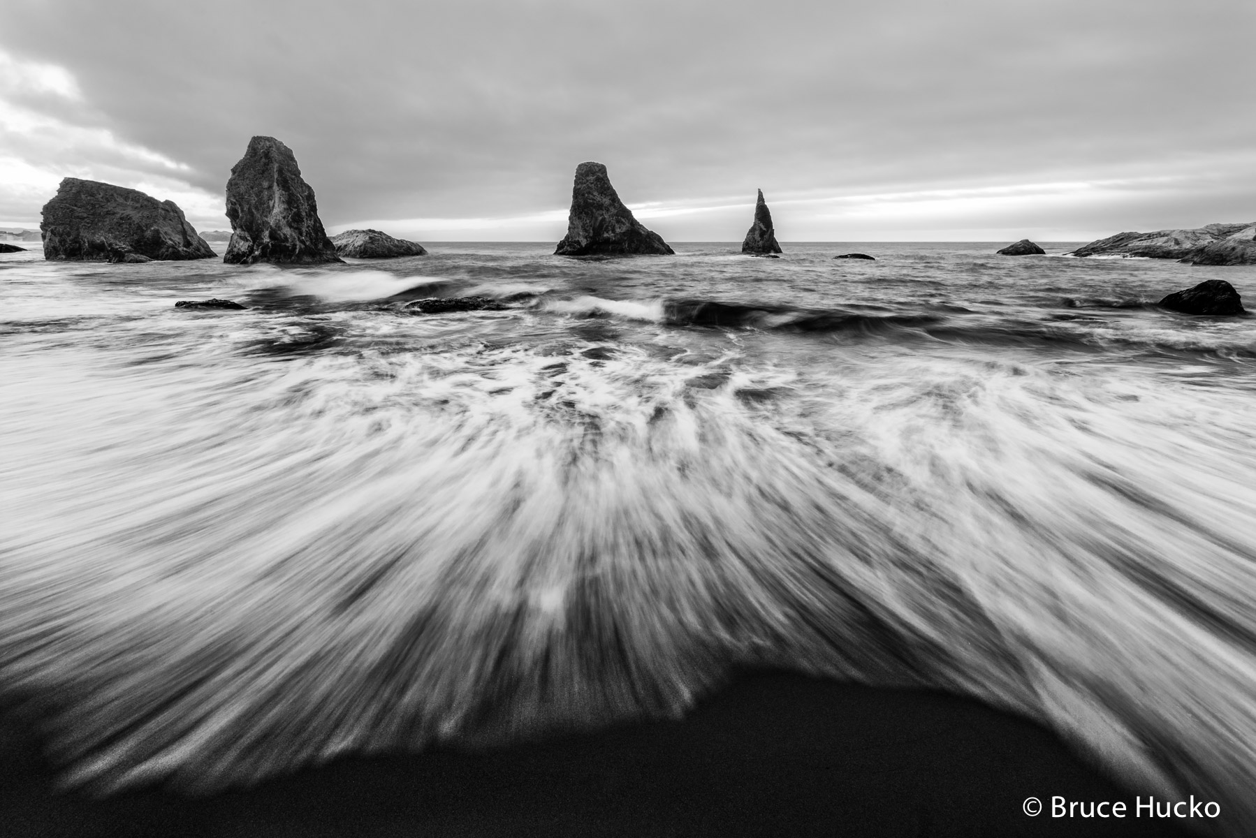 Bandon, Bandon Beach, Oregon Coast, road trip 2016, photo