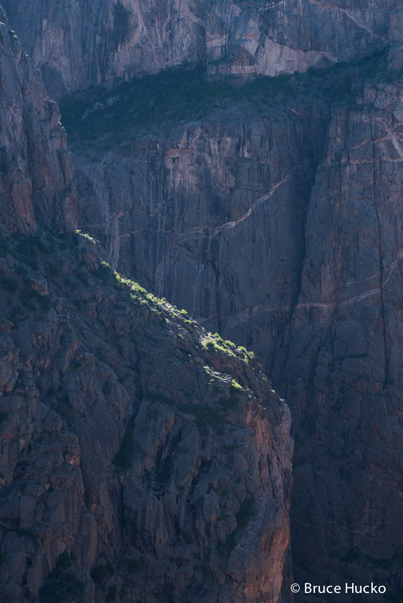 Black Canyon of the Gunnison, photo
