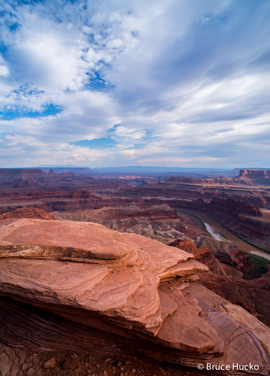 Dead Horse Point,Southeast Utah landscape, photo