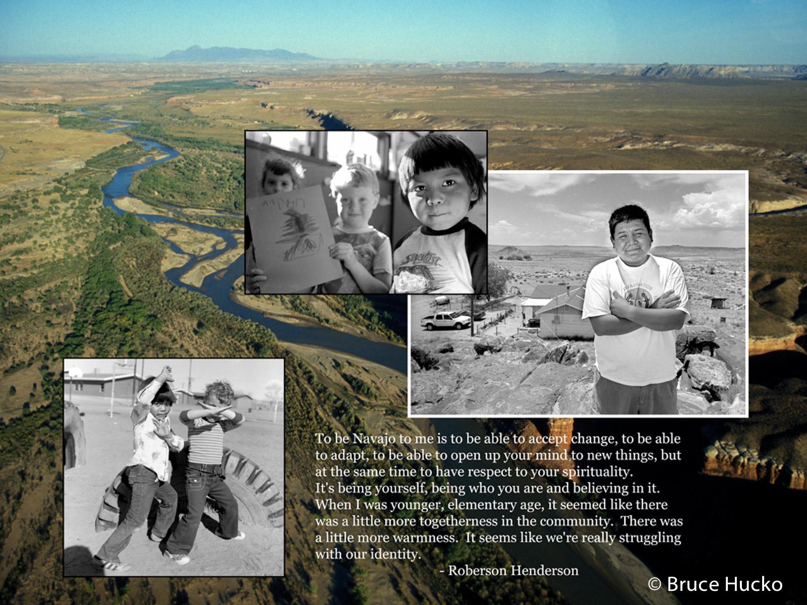 Gesture of Kinship,Navajo, photo