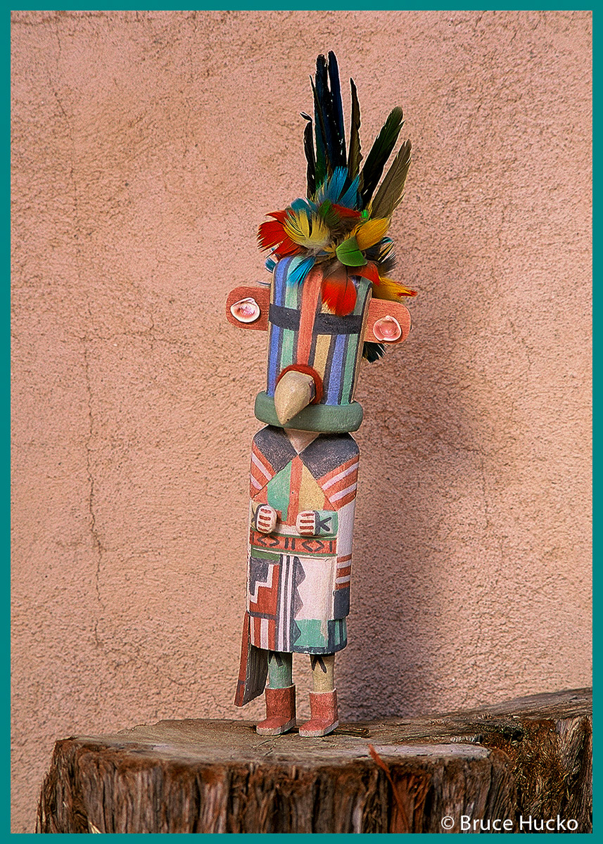 Hopi Katsinas, photo