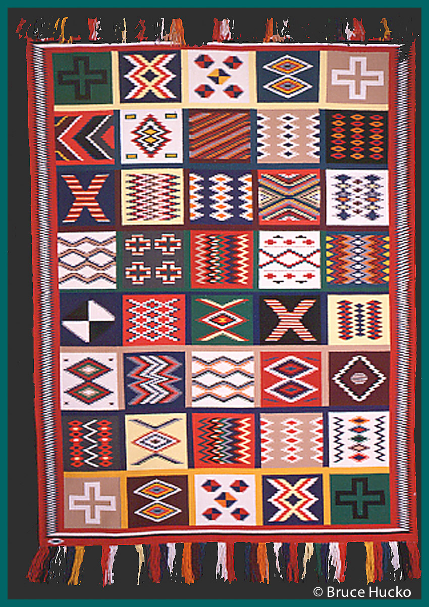 Eyedazzler Rugs,Navajo Rugs,Navajo Weaving, photo