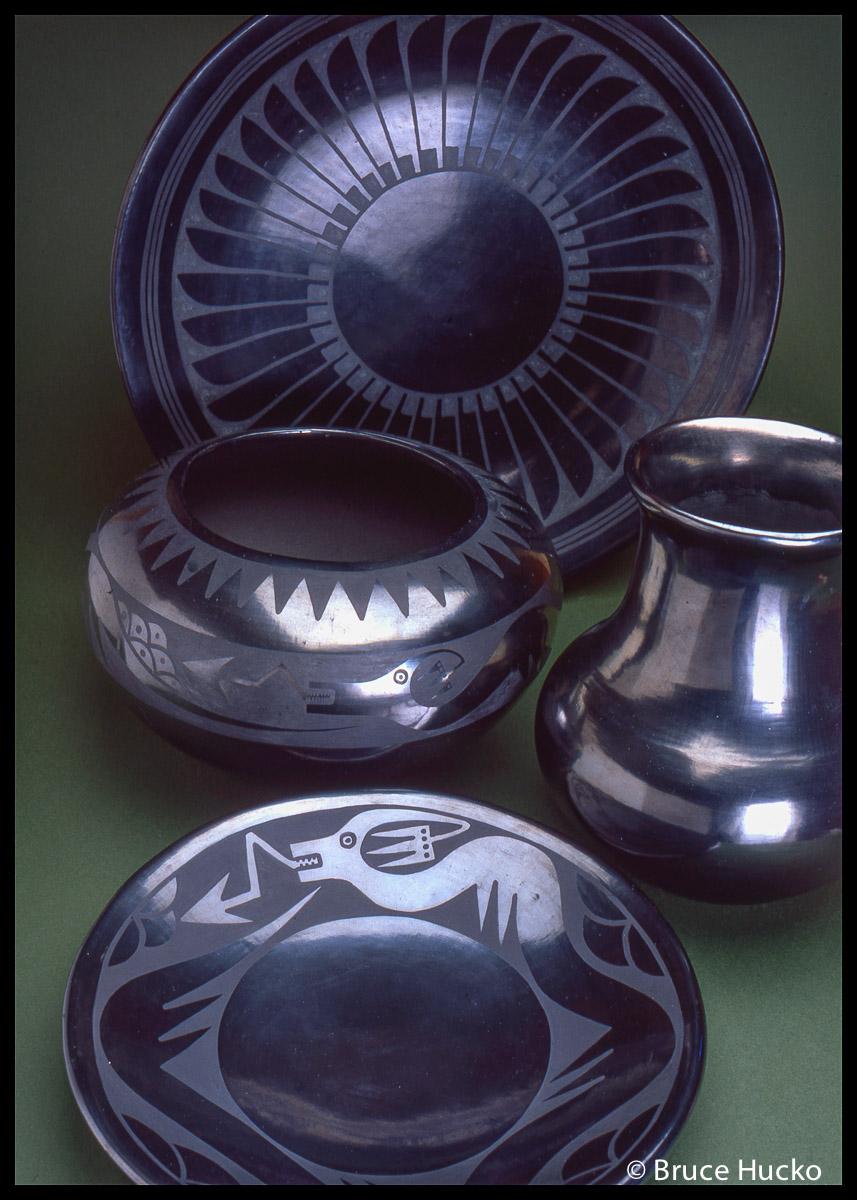 Southwest Indian Pottery, photo
