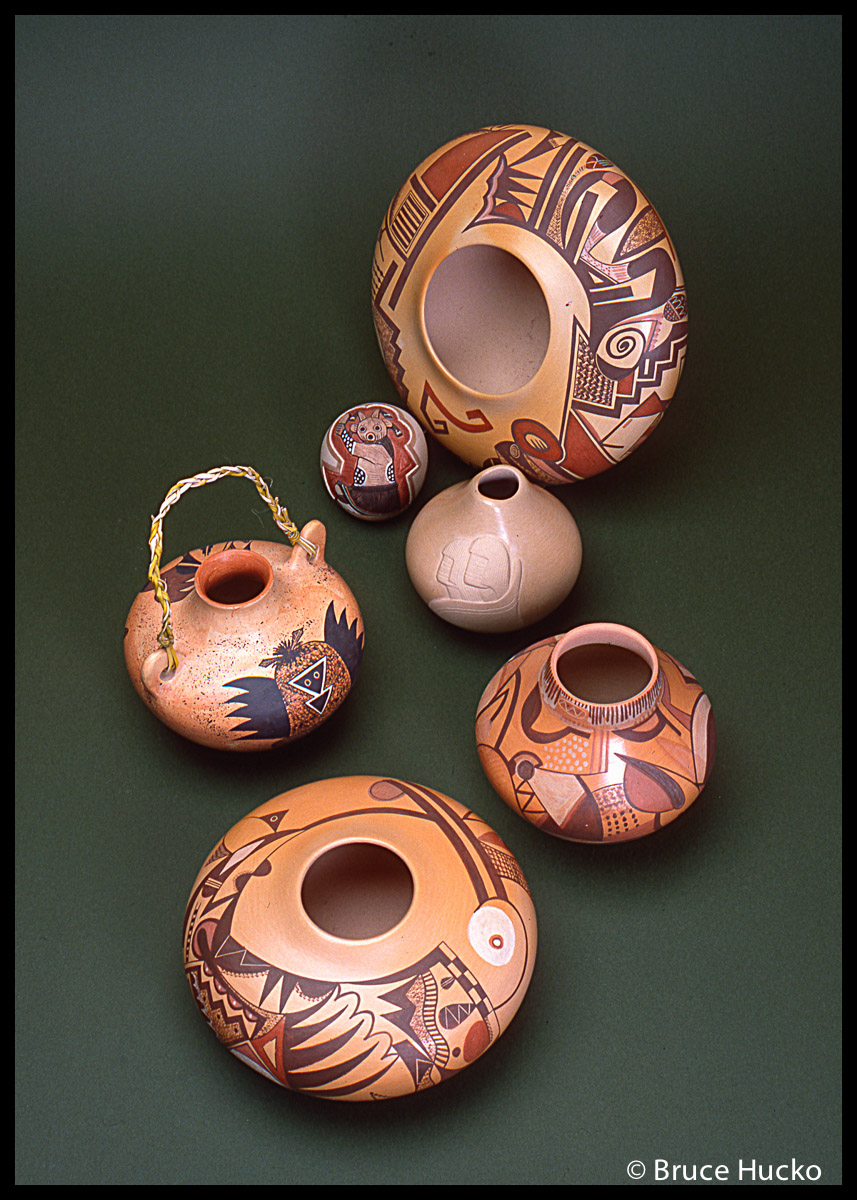 Southwest Indian Pottery, photo